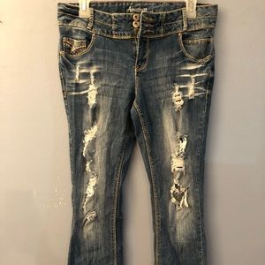 🌟🌟🌟Distressed Jeans🌟🌟🌟